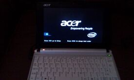 acer aspire one ZG5 new screen spares/repair £15 ono