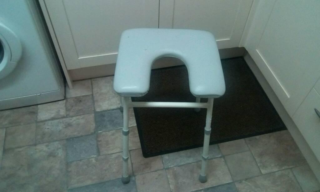 Disability shower stool | in Tavistock, Devon | Gumtree