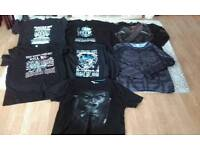 Men's t-shirt bundle XL/XXL