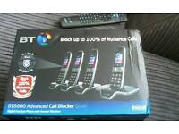 Brand New BT Advanced Call Blocker Quad