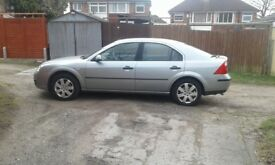Ford Mondeo Minstral 1.8 Petrol December 2004