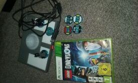 Xbox 360 Lego Dimensions bundle