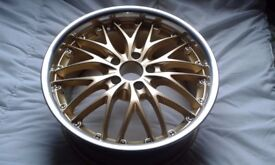 Set of 4 brand new alloy wheels for Mazda RX8