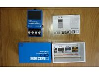 Boss Compression Sustainer CS-3 Effects Pedal
