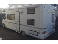 Fiat Kon-tiki Motor Home 6 berth For Sale