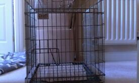 SHOWMAN DOG CRATE - SMALL TO MEDIUM SIZE DOG