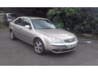 for sale ford mondeo 2.0 tdci 131 psi 6 speed 650£