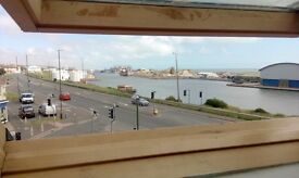 lovely 3 bed maisonette, Southwick sea front. 3 double bedrooms.