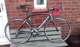 NEW Road bike Pinarello 54cm frame , Dura Ace 9000 , Mavic Ksyrium dogma geo
