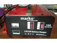 Car or van battery charger