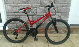Falcon Mountain Bike 12 inch frame (suit child aged 8-14 approx)