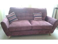 Sofa - Linea Riva Sofa - NEW