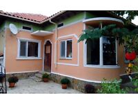 Rural house in typical Bulgarian style, 8 km from the Black Sea Coast for sale