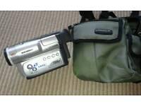 Panasonic,Samsung camcorders