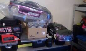 ARC R10 2015 touring car complete set up reduced to £350