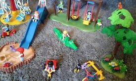 Playmobil Leisure Playground (Great Condition) Just £20 Ideal for a Gift!