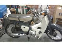 Honda C50 1976 good runner