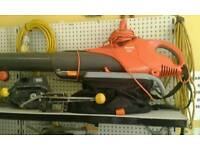 Garden tools lawn mowers strimmers cutters all different prices