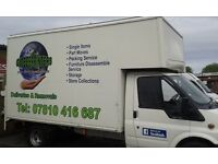 GLOBE SPRINTERS DELIVERIES & HOUSE REMOVALS, HOUSE CLEARANCES