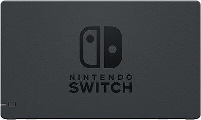 Genuine Nintendo Switch Dock Only -  Black (HACACASAA) - UD