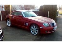 Rare Chrysler Crossfire 2004, Lady owned last 10 years, low mileage 53600