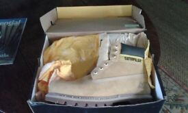 New unworn and boxed Caterpillar Colorado Boots , UK Size 10