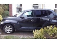 Chrysler PT Cruiser ready for the Test or Breaking! Mercedes Benz 2.2 Engine on the Button start
