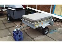 Camping Trailer & cover