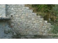 our team performs various stone works