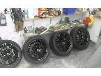 4x Renault alloy wheels 16 inch