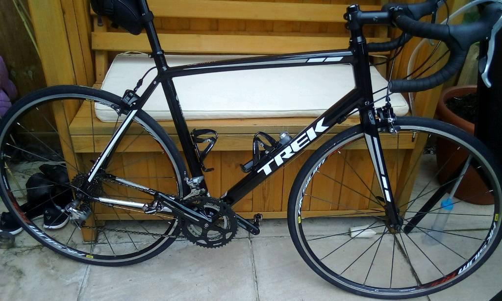 450d8fbc78a Trek road bikein Ivybridge, Devon - Trek 1.5 road bike.58cm aluminium frame,