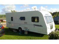 Bailey Pegasus 534 Touring Caravan