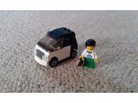 LEGO City city car.
