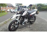 wk moto 125 cc 16 plate