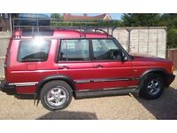 land rover discovery td5 gs auto 2000