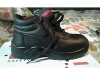 Safety Boots size 3