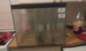 Sump for fishtank