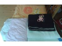Cot bedding Bundle