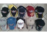 NHRA winter nationals base ball caps
