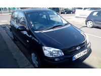 HYUNDAI GETZ 1.1 LONG MOT OCTOBER 2017 PX WELCOME