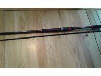 Grauvell tecklon concept fishing rod spinning plugging bass salmon trout penn abu zziplex century