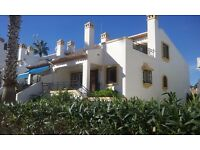 Min 3 month swap with my 3 bed housein Spain (Villamartin, Orihuela Costa, Costa Blanca) with