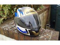 KIWI MOTORCYCLE HELMET