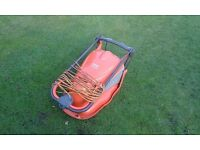 Lawn Mower - Used Flymo Hover Compact 300