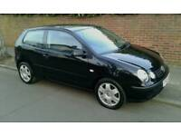 2003 VW POLO 1.4 AUTO DRIVES GREAT NEW MOT LOW MILES