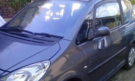 Peugeot 1007 1.4 diesel will come with fresh 12 month MOT!