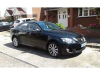 LEXUS IS 220D FULL SERVICE HISTORY £4950ono