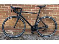 Road bike for sale (Van Rhysel EDR AF 105, 58cm)