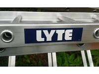 New unused roof lladder made by lyte lladders.