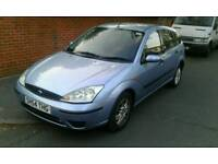 2004 FORD FOCUS 1.6 16V AUTO GREAT DRIVE NEW MOT SERVICE HISTORY
